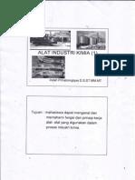 Alat Industri Kimia-2