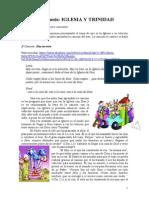 Catequesis - Iglesia y Trinidad