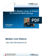 CME Trading with MedianLines