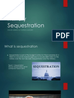 military sequestration
