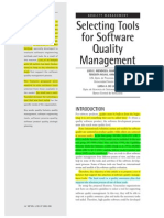 Agile Software Testing in a Large-Scale Project