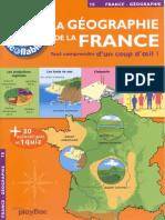 La Geographie de La France