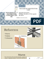 Taller de Materiales Refuerzos