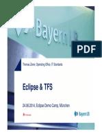 DemoCampMunich Eclipse TFSx