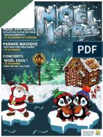Programme de Noël 2015 à Istres