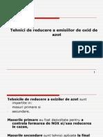 4.2-Tehnici de reducere a emisiilor de oxid de azot.ppt
