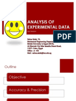 Laboratory  Error Analysis