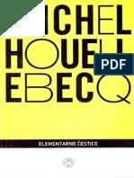 Elementarne Cestice - Michel Houellebecq