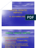 Chistul Hidatic Hepatic
