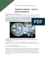 Biocontamination Control