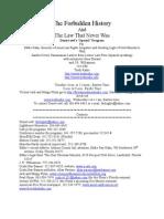 061114 - The Forbidden History on Truth Radio