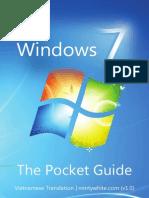 Win7 Pocket Guide TViet