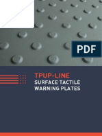 Tactile Surface Warning Plates Baum