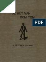 Ebook de hut van oom tom