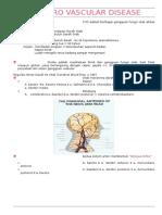 Cerebro Vascular Disease