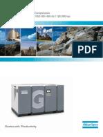 Compressor GA 90 160 Brochure