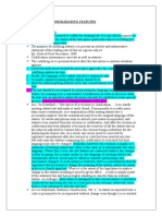 Notes for Interpretation of Statutes
