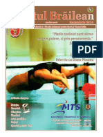 Revista Sportul Brailean, Nr6, 2014