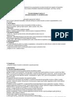 Descrierea Detaliata a Metodologiei Si a Planului de Lucru Conceput Pentru Executarea Lucrarilor de de Reparatii