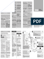 CWG12 Manual