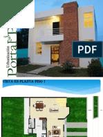 Casa Modelo Urb. Portal Del Prado