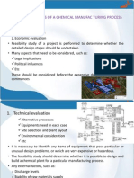 10. Feasibility Study