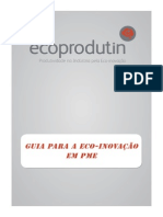 1 ECO Guia Para Eco-Inovação EmPME