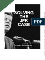 Solving the JFK Case