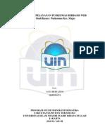 Aplikasi Pelayanan Puskesmas Berbasis Web(Studi Kasus Puskesmas Kec.maja)