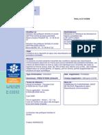 2009-022 Prestation Familiale Ressortissants UE 21 octobre 2009