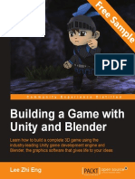 Building a Game with Unity and Blender - Sample Chapter