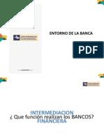 2 - Entorno de La Banca