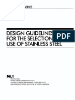 DESIGN GUIDELINES FOR  THE SELECTION & USE OF STAINLESS STEEL.pdf