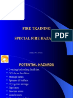 4 Special Fire Hazards and Prevention