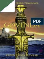 Govinda (the Aryavarta Chronicl - Krishna Udayasankar
