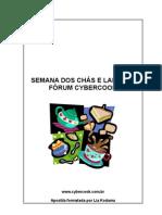 Livro de Receitas Chas Lanches