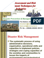 Hazards Risk Analysis n Scank