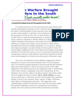 5-Paragraph Opinion Essay. When Warfare Brought Welfare to the South.doc