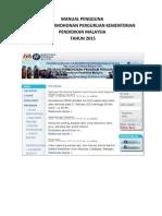 Manual Pismp 2015