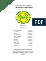 Laporan Praktikum Biokimia GEH (Kelompok 5)