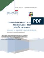 Agenda Sectorial de Género Regional Maule