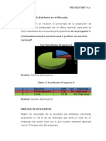 oferta y demanda de mercado