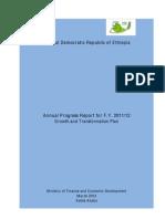 GTP report 2012 English