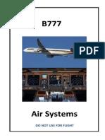 B777 Air Systems