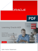 Learn Oracle ADF