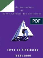 Livro de Finalistas ESSAC 1995-1996