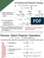 L6 Pressure Drop in Reactors