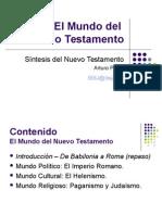 Libro Nº 4 Sustituido El Mundo Del Nuevo Testamento
