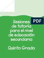 SESIONES DE 5° GRADO.pdf