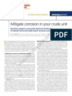 TOP LIRE Mitigate Corrosion in Your Crude Unit